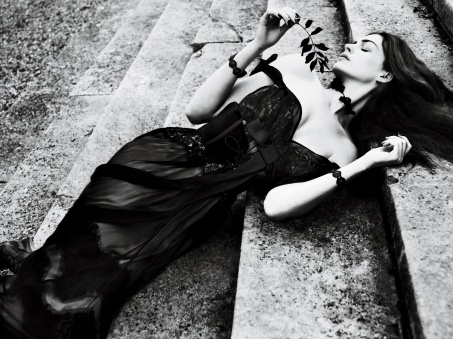 Anne Hathaway for Interview Magazine September 2011-1