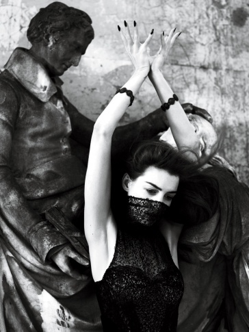 Anne Hathaway for Interview Magazine September 2011-4