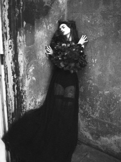 Anne Hathaway for Interview Magazine September 2011-8