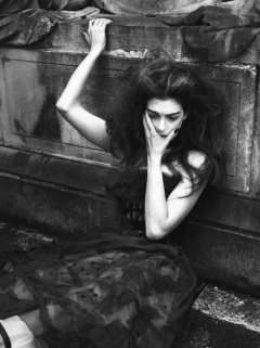 Anne Hathaway for Interview Magazine September 2011-9