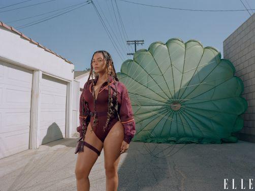 Beyoncé for ELLE US UK Canada January 2020-5