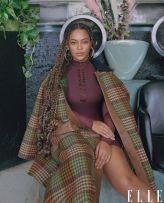 Beyoncé for ELLE US UK Canada January 2020-9