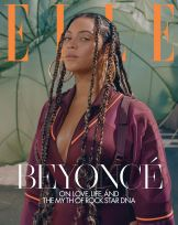 Beyoncé for ELLE US UK Canada January 2020 Cover B