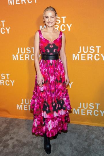 Brie Larson in Alexander McQueen Resort 2020-4