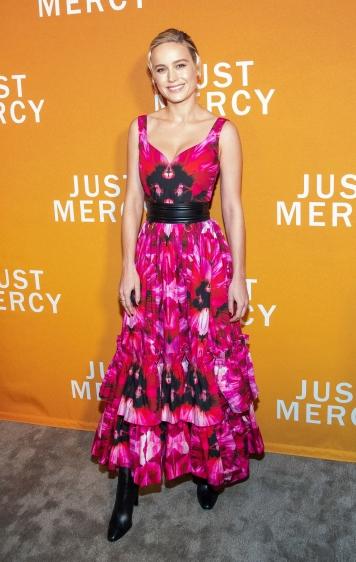 Brie Larson in Alexander McQueen Resort 2020-5