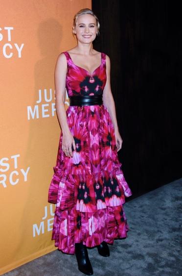 Brie Larson in Alexander McQueen Resort 2020-6
