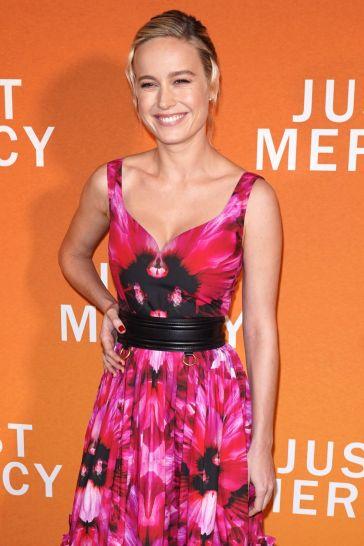 Brie Larson in Alexander McQueen Resort 2020-7