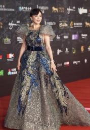 Carina Lau in Elie Saab Fall 2019 Couture-1
