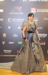 Carina Lau in Elie Saab Fall 2019 Couture-10
