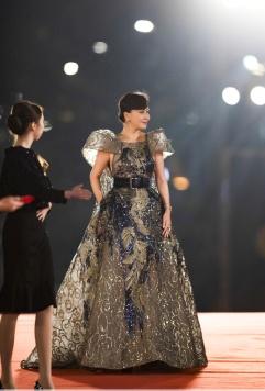 Carina Lau in Elie Saab Fall 2019 Couture-6