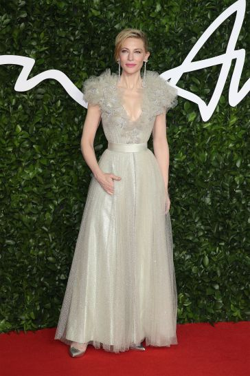 Cate Blanchett in Armani Privé Fall 2019 Couture