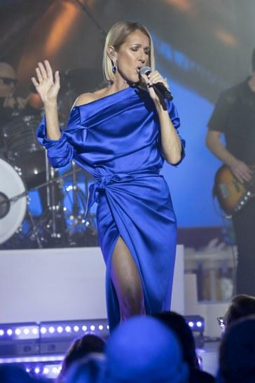 Celine Dion in Balenciaga Spring 2019-1