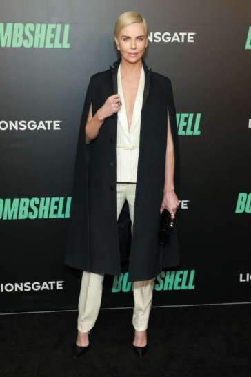 Charlize Theron in Dior Pre-Fall 2018-2
