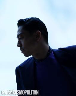 Chiling Lin and Akira for Cosmopolitan China January 2020-10