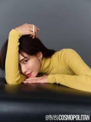 Chiling Lin and Akira for Cosmopolitan China January 2020-13