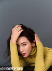 Chiling Lin and Akira for Cosmopolitan China January 2020-7