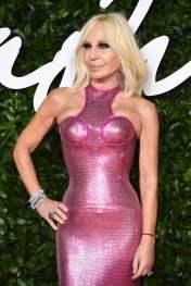 Donatella Versace in Atelier Versace-1