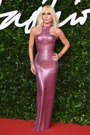 Donatella Versace in Atelier Versace-2