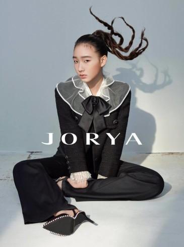 Elly Hsu for JORYA Spring 2020 Campaign-1