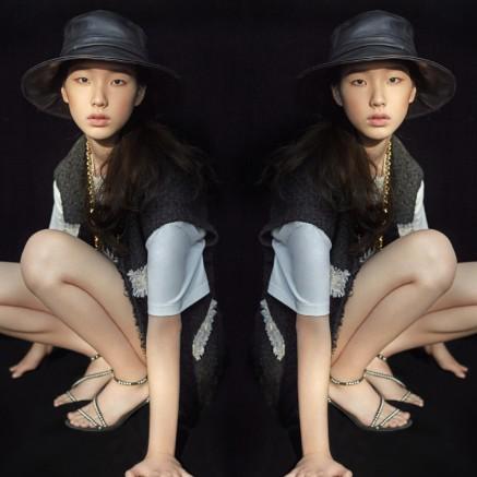 Elly Hsu for JORYA Spring 2020 Campaign-4