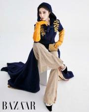 Fan Bingbing for Harper's Bazaar Vietnam January 2020-2