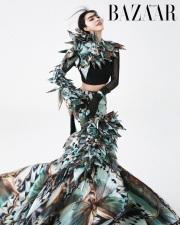 Fan Bingbing for Harper's Bazaar Vietnam January 2020-3