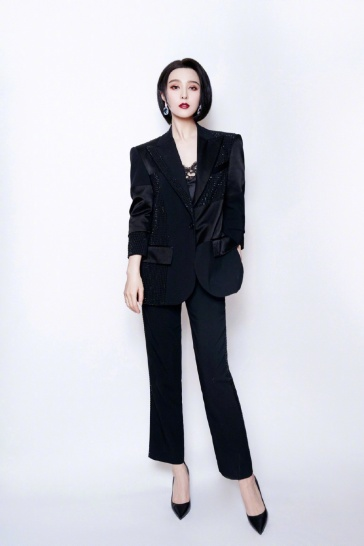 Fan Bingbing in Prabal Gurung Resort 2020-5
