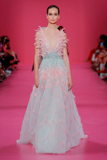 Georges Hobeika Fall 2019 Couture