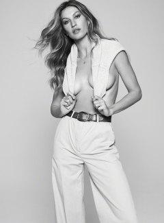 Gisele Bundchen Harper's Bazaar Russia January 2020-8