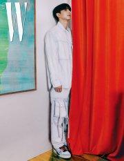 Gong Yoo for W Korea January 2020-4