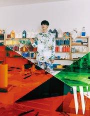 Gong Yoo for W Korea January 2020-5