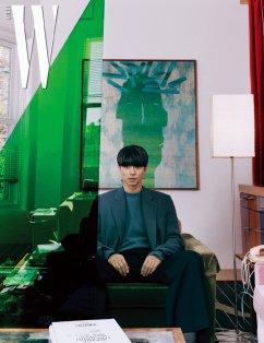 Gong Yoo for W Korea January 2020-6