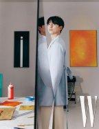 Gong Yoo for W Korea January 2020-9