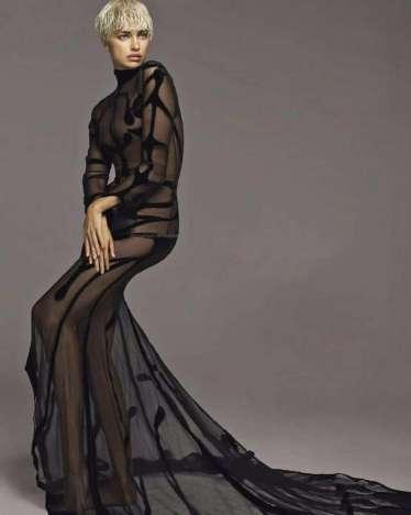 Irina Shayk 7Hollywood Magazine Winter 2020-4