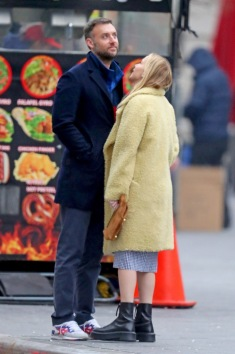 Jennifer Lawrence in Burberry-8