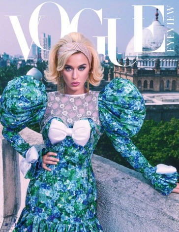 Katy Perry for Vogue India January 2020-6