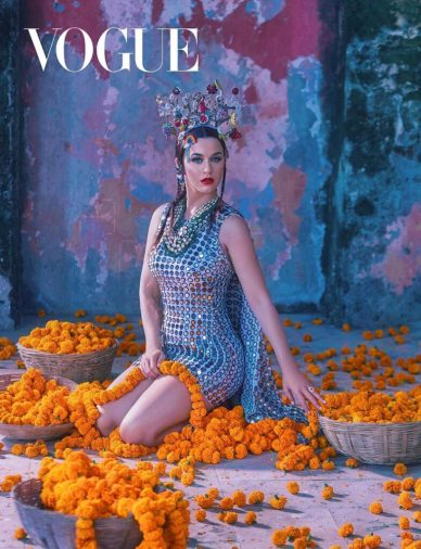 Katy Perry Vogue India January 2020-2