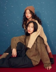 Lily Hsu and Alice Hsu for Genquo 2019 Holiday Campaign-15