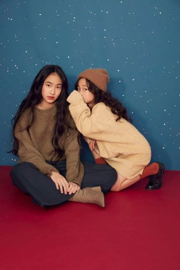 Lily Hsu and Alice Hsu for Genquo 2019 Holiday Campaign-19
