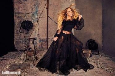 Mariah Carey for Billboard Magazine December 2019-2