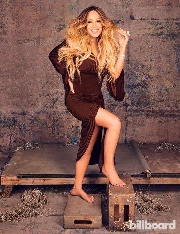 Mariah Carey for Billboard Magazine December 2019-3