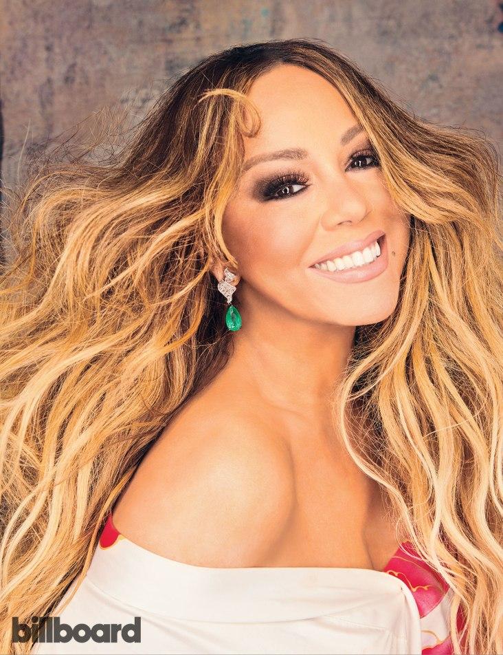 Mariah Carey for Billboard Magazine December 2019-6