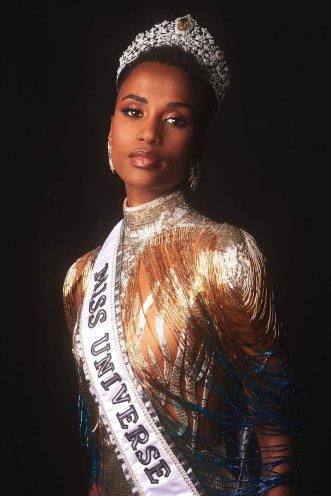 Miss Universe 2019 Zozibini Tunzi-5