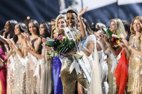 Miss Universe 2019 Zozibini Tunzi-8