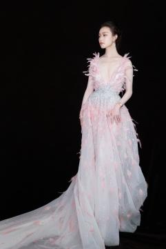 Ni Ni in Georges Hobeika Fall 2019 Couture-10