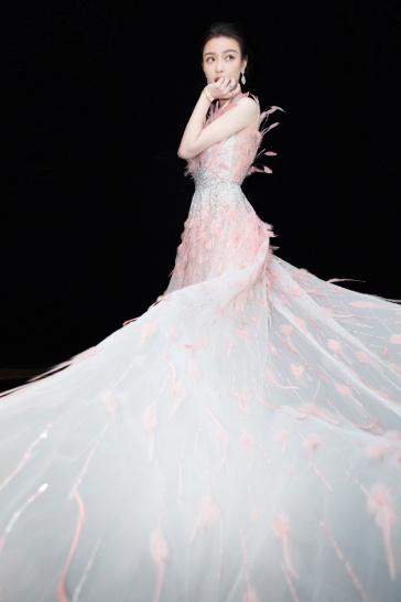 Ni Ni in Georges Hobeika Fall 2019 Couture-12