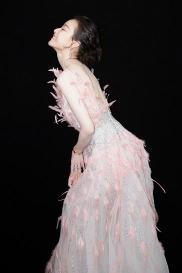 Ni Ni in Georges Hobeika Fall 2019 Couture-13