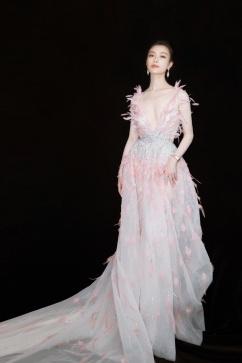 Ni Ni in Georges Hobeika Fall 2019 Couture-8