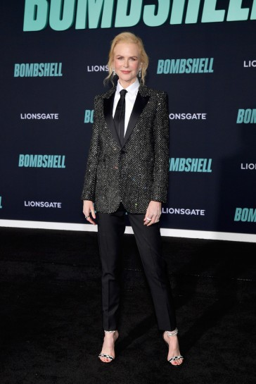 Nicole Kidman in Saint Laurent