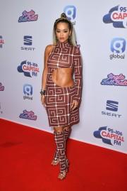 Rita Ora in Guy Laroche Spring 2020-5